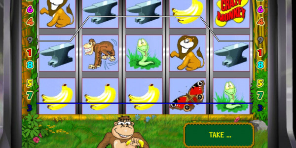 Crazy Monkey MCPcom Igrosoft 4