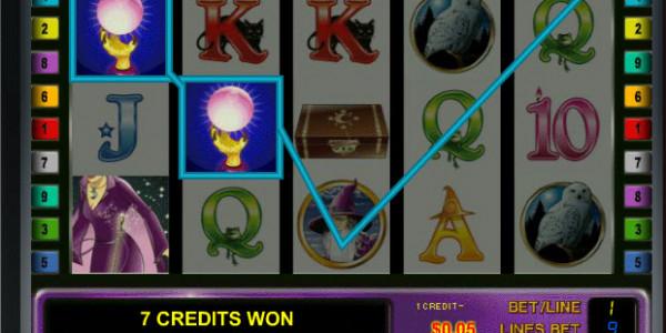 Magic Money MCPcom Novomatic win