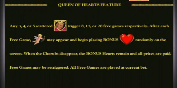 Queen of Hearts MCPcom Novomatic pay2