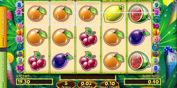 Juicy Fruit HD MCPcom Novomatic2