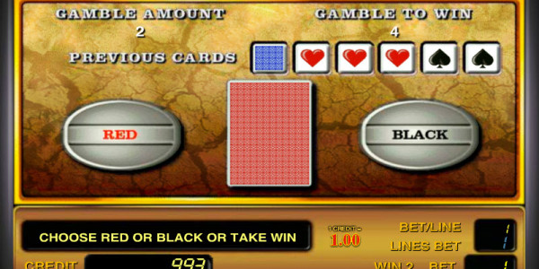Gryphon's Gold MCPcom Novomatic game