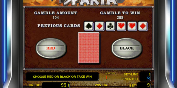 Sparta MCPcom Novomatic gamble