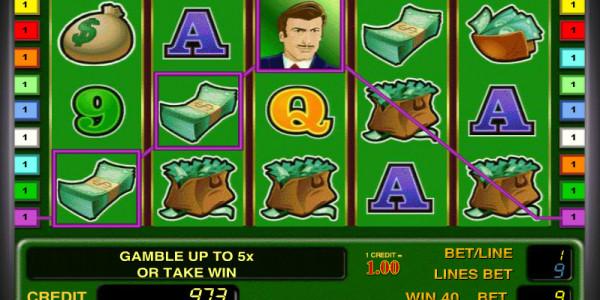 The Money Game MCPcom Novomatic3
