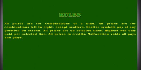 The Money Game MCPcom Novomatic pay3