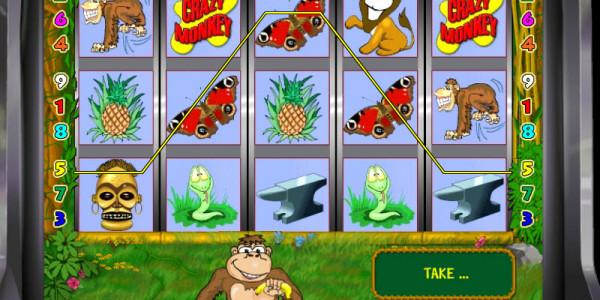 Crazy Monkey MCPcom Igrosoft3