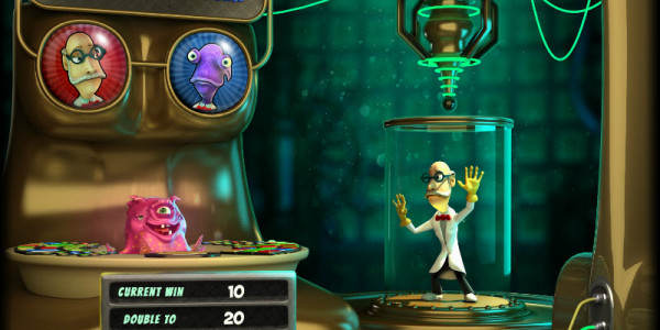 Monster Lab MCPcom Evoplay bonus