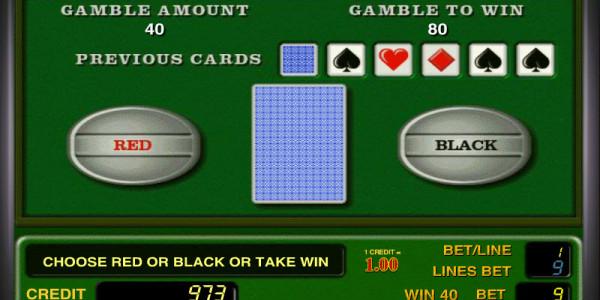 The Money Game MCPcom Novomatic gamble