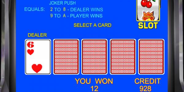 Slot-O-Pol Deluxe MCPcom MegaJack gamble