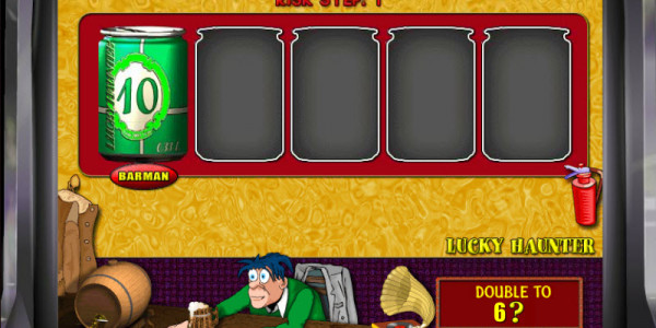 Lucky Haunter MCPcom Igrosoft gamble