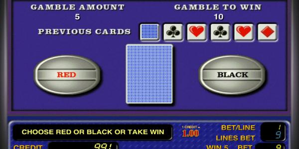 King of Cards MCPcom Novomatic gamble