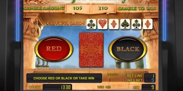 Major History MCPcom Novomatic gamble