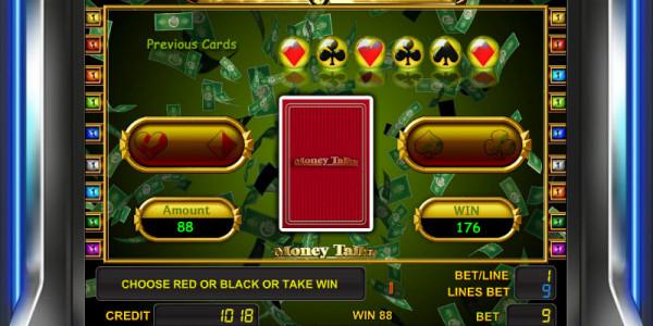Money Talks MCPcom Novomatic gamble