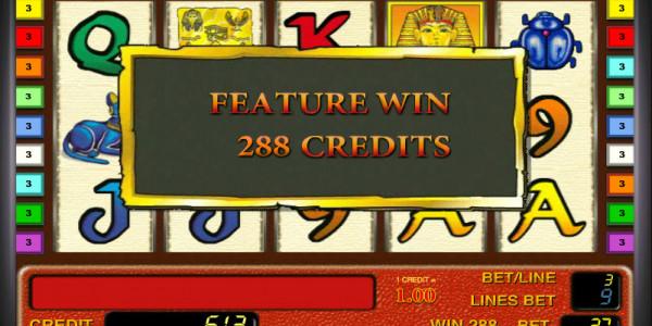 Pharaon's Gold II MCPcom Novomatic free games2