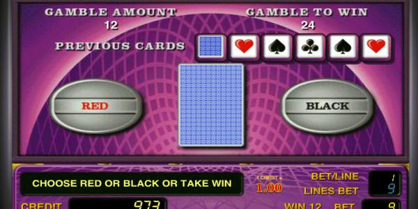 Queen of Hearts MCPcom Novomatic gamble