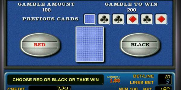 Sharky MCPcom Novomatic gamble