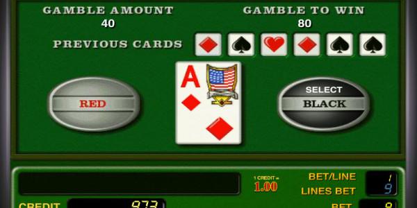 The Money Game MCPcom Novomatic gamble2
