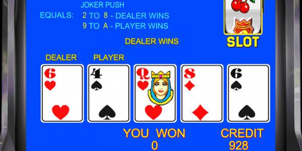 Slot-O-Pol Deluxe MCPcom MegaJack gamble2