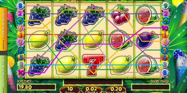 Juicy Fruit HD MCPcom Novomatic 3