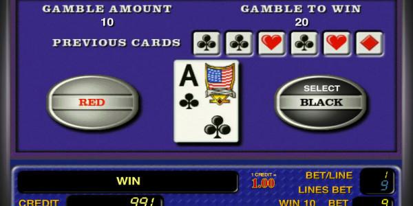 King of Cards MCPcom Novomatic gamble2