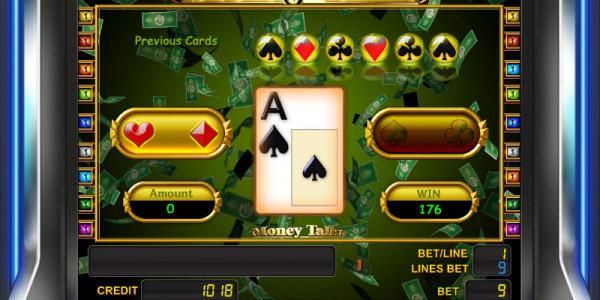 Money Talks MCPcom Novomatic gamble2