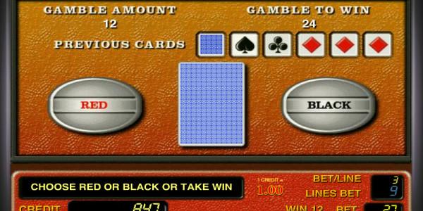 Pharaon's Gold II MCPcom Novomatic gamble