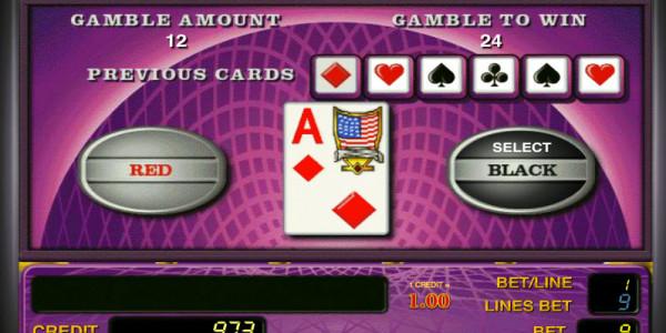 Queen of Hearts MCPcom Novomatic gamble2