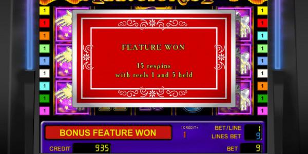 Illusionist MCPcom Novomatic free games