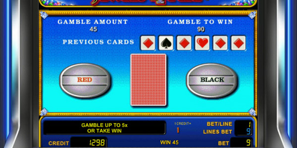 Jewels 4 All MCPcom Novomatic gamble