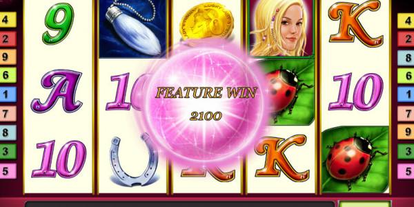 Lucky Lady's Charm Deluxe MCPcom Novomatic 5