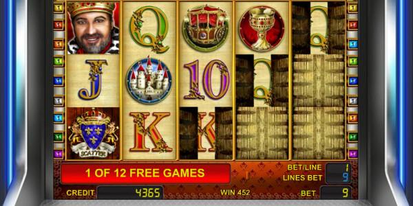 Magic Kingdom MCPcom Novomatic free games2