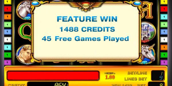 Gryphon's Gold MCPcom Novomatic free games2