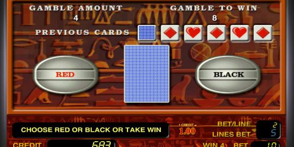 Pharaon's Gold III MCPcom Novomatic gamble