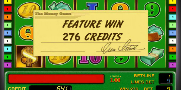 The Money Game MCPcom Novomatic free games3
