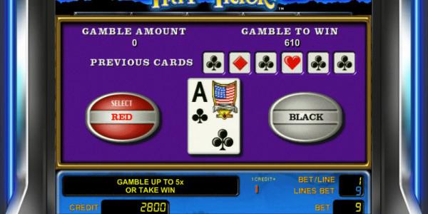 Hat Trick MCPcom Novomatic gamble2