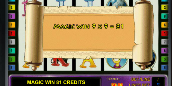 Magic Money MCPcom Novomatic bonus2