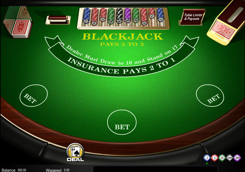 Blackjack MCPcom Amaya (Chartwell)
