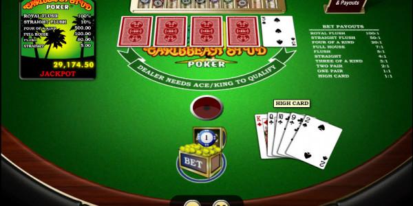 Caribbean Stud Poker MCPcom Amaya (Chartwell)2