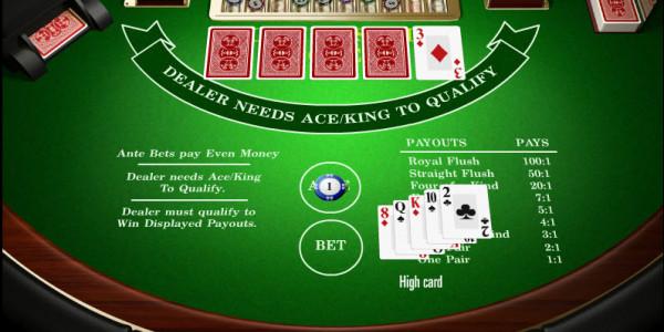 Casino Stud Poker MCPcom Amaya (Chartwell) 1