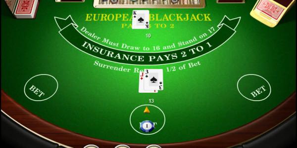 European Blackjack MCPcom Amaya (Chartwell)2