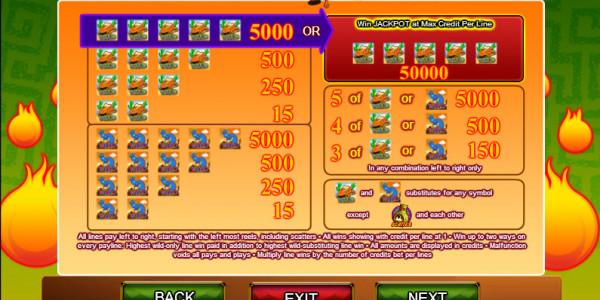 Geckos Gone Wild MCPcom Amaya (Chartwell) pay