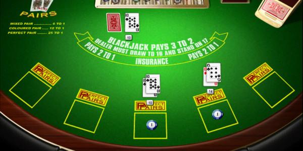 Perfect Pairs Blackjack MCPcom Amaya (Chartwell)2