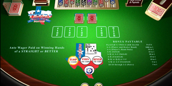 Texas Hold 'em Bonus Poker MCPcom Amaya (Chartwell)2