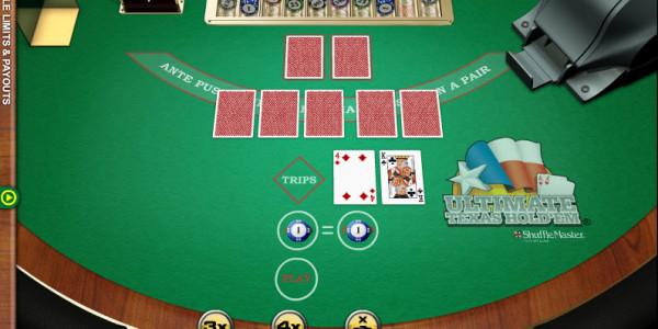 Ultimate Texas Hold'em MCPcom Amaya (Chartwell)2