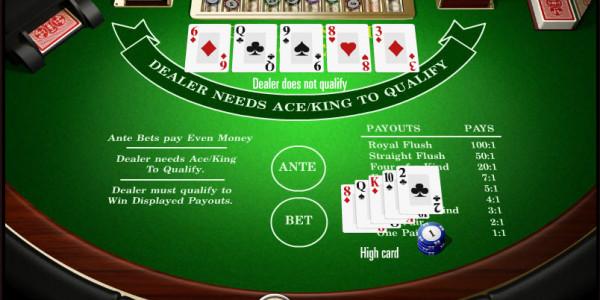 Casino Stud Poker MCPcom Amaya (Chartwell) 2
