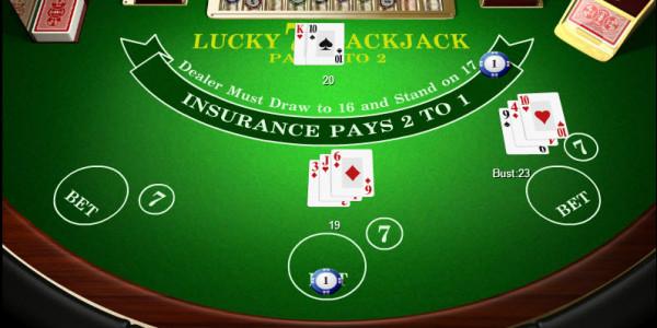 Lucky 7 Blackjack MCPcom Amaya (Chartwell)3