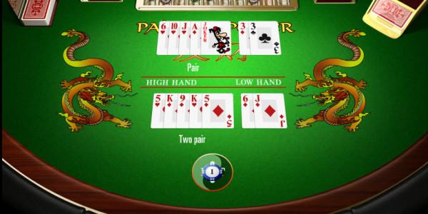 Pai Gow Poker MCPcom Amaya (Chartwell)3
