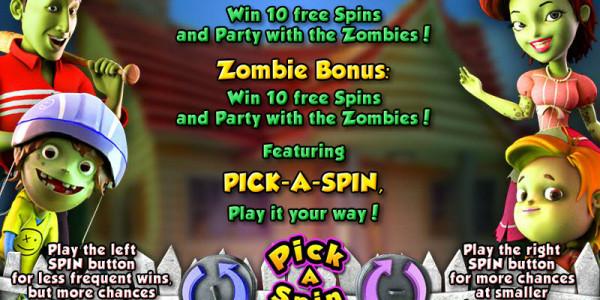 The Zombies MCPcom Amaya (Chartwell) pay2