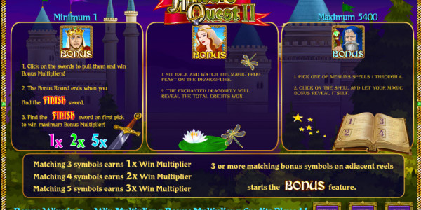 Arthur's Quest II MCPcom Amaya (Chartwell) pay2