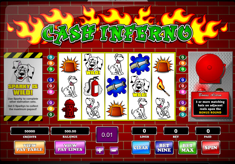 Cash Inferno MCPcom Amaya (Chartwell)Cash Inferno MCPcom Amaya (Chartwell)