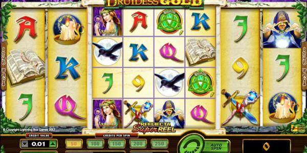 Druidess Gold MCPcom Amaya (Chartwell)
